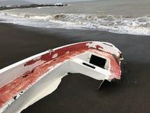 Βάρκα Μαύρης Θάλασσας στοκ φωτογραφία