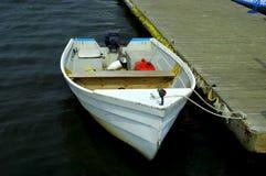 βάρκα μικρή Στοκ Εικόνες