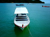 βάρκα μικρή Στοκ φωτογραφία με δικαίωμα ελεύθερης χρήσης