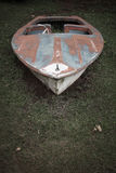 βάρκα μόνη Στοκ εικόνα με δικαίωμα ελεύθερης χρήσης