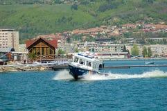 Βάρκα ναυτικού Στοκ Εικόνα