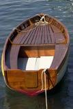 βάρκα ξύλινη Στοκ Εικόνες