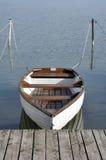 βάρκα ξύλινη Στοκ φωτογραφία με δικαίωμα ελεύθερης χρήσης