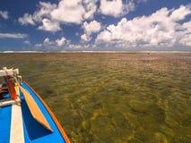 βάρκα παραλιών danang που αλιεύει nam viet Στοκ φωτογραφίες με δικαίωμα ελεύθερης χρήσης