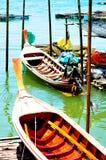 βάρκα παραλιών danang που αλιεύει nam viet Στοκ εικόνες με δικαίωμα ελεύθερης χρήσης