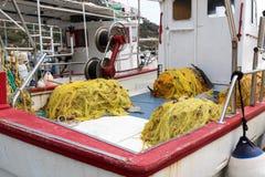 βάρκα παραλιών danang που αλιεύει nam viet Στοκ εικόνα με δικαίωμα ελεύθερης χρήσης