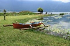 βάρκα παραδοσιακή Στοκ Φωτογραφία