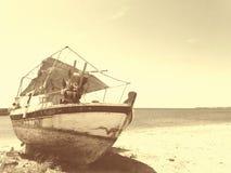 βάρκα παλαιά Στοκ εικόνα με δικαίωμα ελεύθερης χρήσης