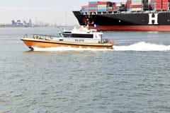 βάρκα πειραματική Στοκ Φωτογραφίες