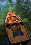 βάρκα πουλιών Στοκ εικόνα με δικαίωμα ελεύθερης χρήσης