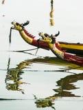 Βάρκα δράκων Στοκ Φωτογραφίες