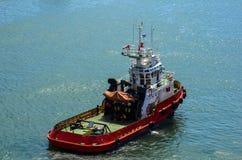 Βάρκα ρυμουλκών Στοκ φωτογραφία με δικαίωμα ελεύθερης χρήσης