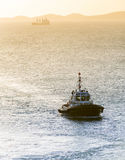 Βάρκα ρυμουλκών Στοκ φωτογραφίες με δικαίωμα ελεύθερης χρήσης