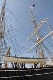 Βάρκα σκαφών κυνηγιού φάλαινας Στοκ Φωτογραφίες