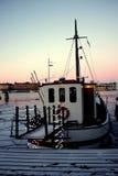 βάρκα Στοκχόλμη στοκ φωτογραφίες