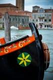 Βάρκα στο murano Στοκ εικόνες με δικαίωμα ελεύθερης χρήσης