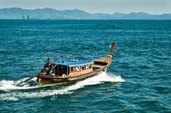 βάρκα Ταϊλάνδη Στοκ Φωτογραφία