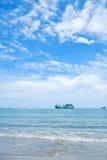 βάρκα Ταϊλανδός Στοκ Εικόνα
