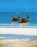 βάρκα Ταϊλανδός Στοκ Φωτογραφίες