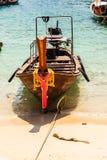 βάρκα Ταϊλανδός Στοκ φωτογραφίες με δικαίωμα ελεύθερης χρήσης