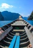 βάρκα Ταϊλανδός Στοκ φωτογραφία με δικαίωμα ελεύθερης χρήσης