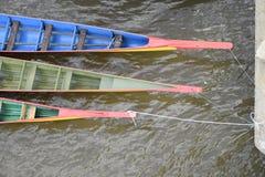 Βάρκα τρία Στοκ εικόνα με δικαίωμα ελεύθερης χρήσης