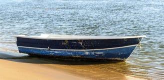 Βάρκα υπόλοιπου κόσμου Στοκ Εικόνα