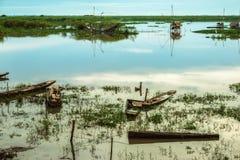 Βάρκα υπόλοιπου κόσμου στοκ φωτογραφία με δικαίωμα ελεύθερης χρήσης