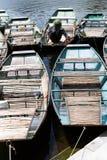 Βάρκα υπόλοιπου κόσμου tam coc Στοκ φωτογραφία με δικαίωμα ελεύθερης χρήσης