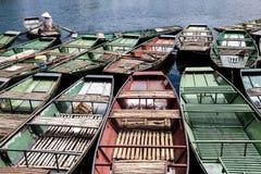 Βάρκα υπόλοιπου κόσμου tam coc Στοκ εικόνες με δικαίωμα ελεύθερης χρήσης