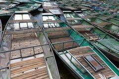 Βάρκα υπόλοιπου κόσμου tam coc Στοκ εικόνα με δικαίωμα ελεύθερης χρήσης
