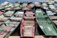 Βάρκα υπόλοιπου κόσμου tam coc Στοκ φωτογραφίες με δικαίωμα ελεύθερης χρήσης
