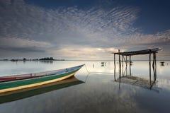 Βάρκα ψαράδων Στοκ Φωτογραφίες