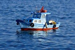 Βάρκα ψαράδων Στοκ Εικόνα