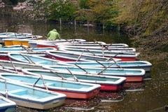 βάρκα Στοκ Εικόνα