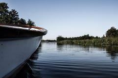 Βάρκα ahoy Στοκ Εικόνες