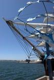 βάρκα Diego SAN στοκ εικόνες