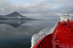 βάρκα elnesv GEN στοκ εικόνα