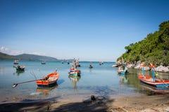 Βάρκα Fisherrman Στοκ φωτογραφίες με δικαίωμα ελεύθερης χρήσης