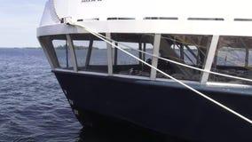 Βάρκα Hull, σκάφη, γιοτ, Sailboats, Watercraft απόθεμα βίντεο