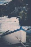 Βάρκα Newfie στοκ φωτογραφία με δικαίωμα ελεύθερης χρήσης