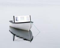 Βάρκα Reflecion Στοκ φωτογραφίες με δικαίωμα ελεύθερης χρήσης