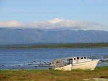 Βάρκες αβέβαιες Στοκ εικόνες με δικαίωμα ελεύθερης χρήσης