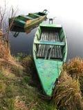 βάρκες αγκυλών που αλι&epsi Στοκ φωτογραφία με δικαίωμα ελεύθερης χρήσης