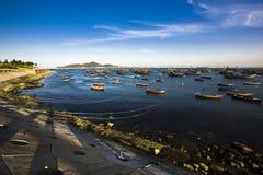 βάρκες διαφορετικές πο&lam στοκ φωτογραφίες
