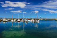 Βάρκες κόλπων απόλλωνα Στοκ Φωτογραφίες