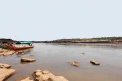 Βάρκες μακρύς-ουρών Στοκ εικόνες με δικαίωμα ελεύθερης χρήσης