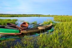 βάρκες παλαιές στοκ εικόνα με δικαίωμα ελεύθερης χρήσης