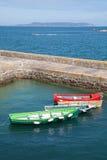 Βάρκες που προσορμίζονται στη μαρίνα Στοκ φωτογραφίες με δικαίωμα ελεύθερης χρήσης