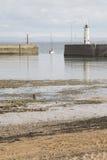 Βάρκες στο λιμάνι, Anstruther, Fife, Σκωτία Στοκ φωτογραφία με δικαίωμα ελεύθερης χρήσης